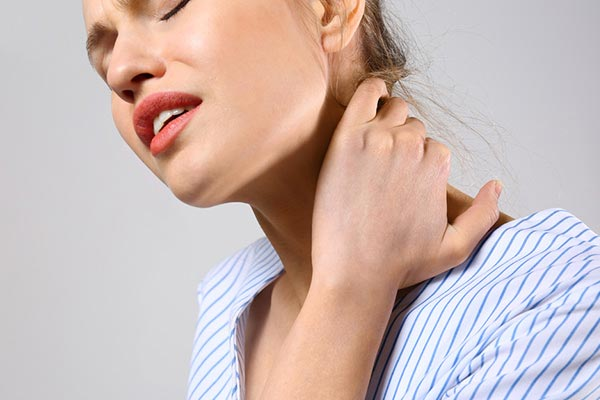 homeopathic remedies for neck pain