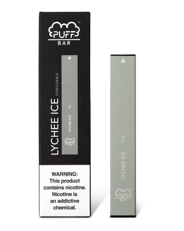 LYCHEE ICE – PUFF FLOW