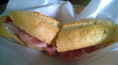 Belle Pastry-Soleil Sandwich