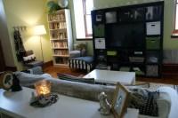 Apartment Living : Living Room Tour  CHRONIC ENTHUSIASM.