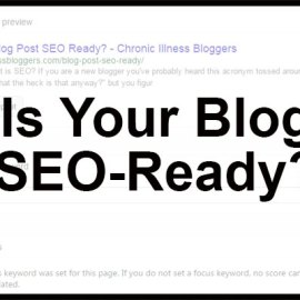 Is Your Blog Post SEO Ready?
