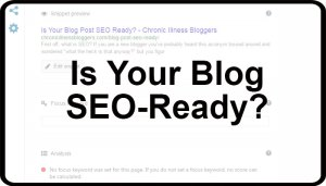 Is your blog SEO ready?