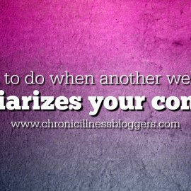 What to do when another website plagiarizes your content