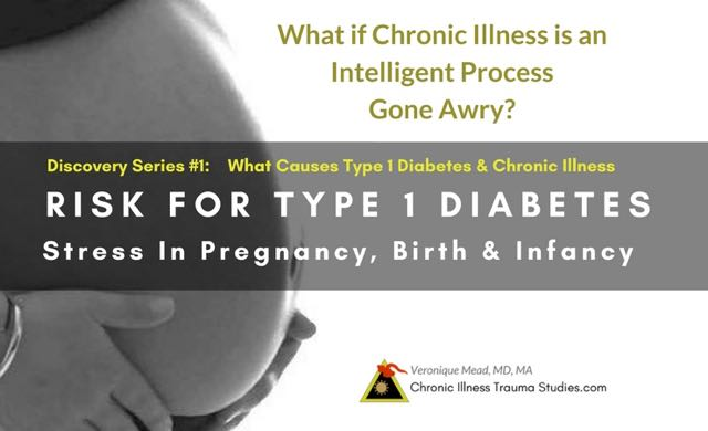 #1 Can Trauma Cause Type 1 Diabetes and Other Chronic Illness? Risk in Pregnancy, Birth and Infancy