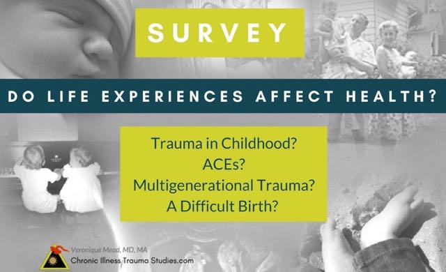 Do Adverse Life Experiences Affect Health? (Take the HALE Survey)