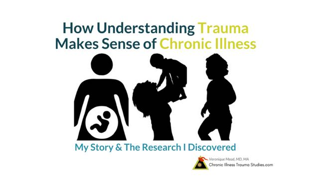 How Understanding Trauma is Making Sense of My Chronic Fatigue (ME/CFS) and Helping Me Heal