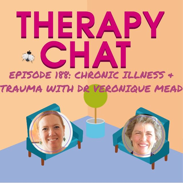 Podcast Laura Reagan Therapy Chat
