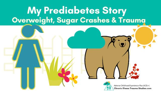 Prediabetes and Trauma: Overweight Sugar Crashes and Progress? Mead CITS