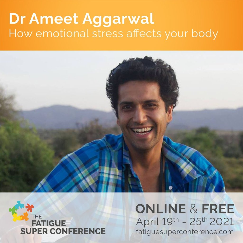 Dr Ameet Aggarwall Fatigue Super Summit