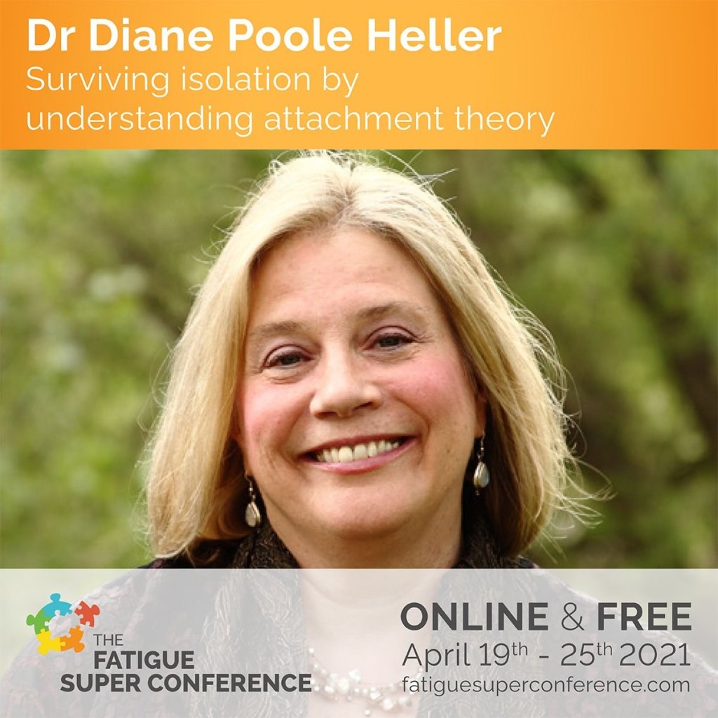 Diane Poole Heller Fatigue Super Conference