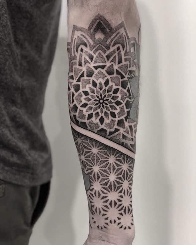 Geometric Tattoo Artists : geometric, tattoo, artists, Geometric, Tattoos, Story, Chronic, Tattoo