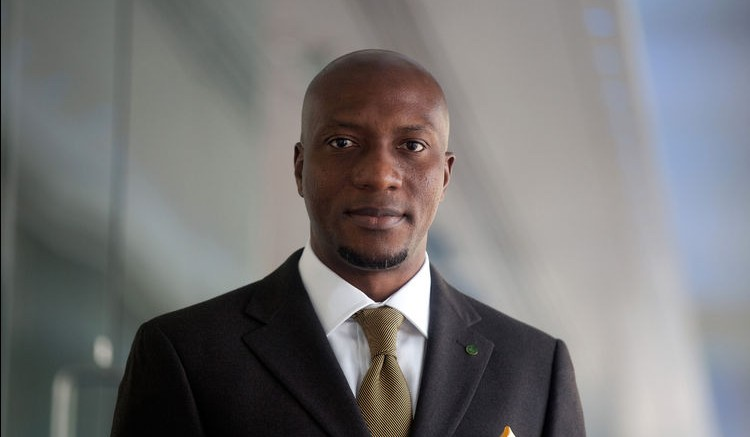 Oscar Onyema, Chief Executive Officer of the Nigerian Stock Exchange