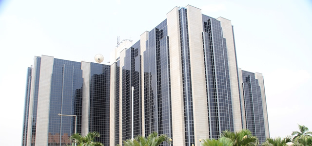CBN headquarters in Abuja