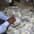 Dollars and Euro recovered in Lagos flat