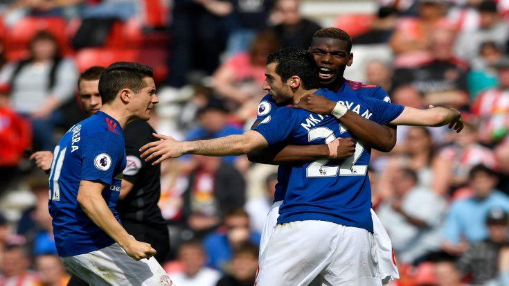 Man Utd cruise to a comfortable win at Sunderland