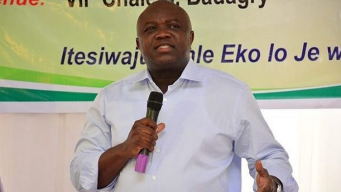Gov Ambode urges public servants to be creative