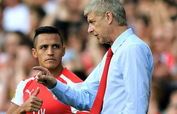 Wenger feels he can hang onto Sanchez even if it means a Bosman exit next summer