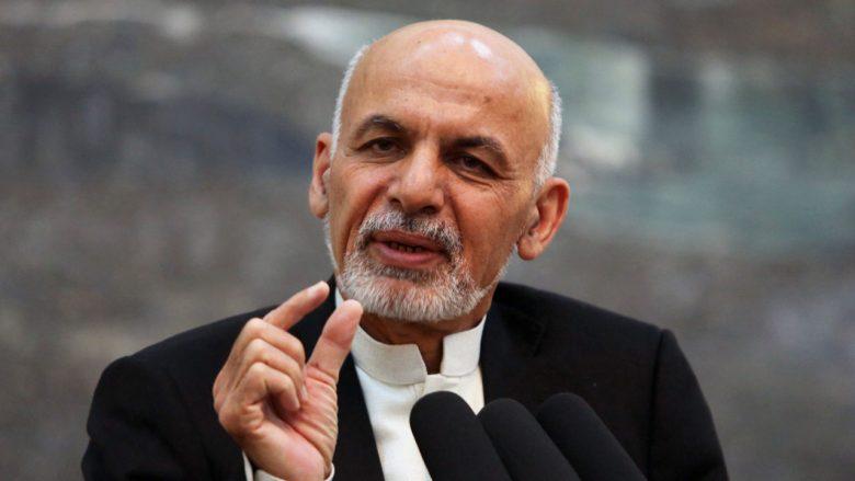 Afghan President Ashraf Ghani