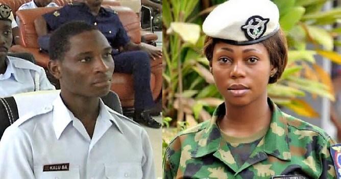 Kalu Bernard, sentenced to death by hanging for killing girlfriend