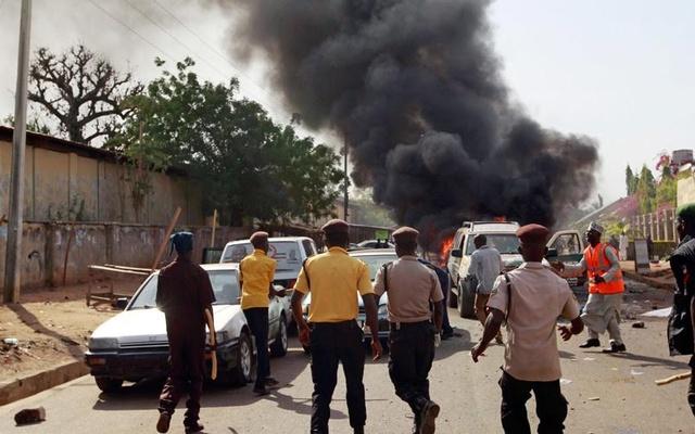 Suicide bomber kills 16 in Borno