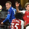 Arsenal struggled to deal with Leicester's attack on Friday night