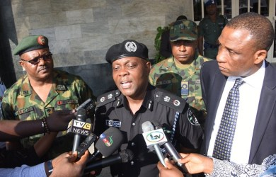 Lagos Commissioner of Police, Imohimi Edgal says good cops get Commendation Letters