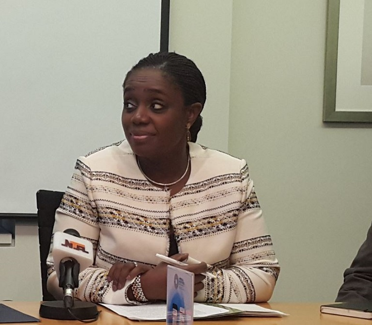 Finance Minister, Kemi Adeosun says N701 billion revenue was shared in April