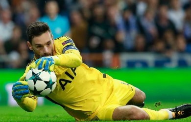 Hugo Lloris starred for Tottenham