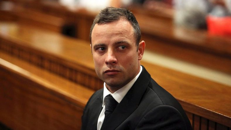 Oscar Pistorius was sentenced to 13 years in prison for murder