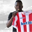 Stoke City have signed Nigerian international Oghenekaro Etebo on a five-year deal from Feirense
