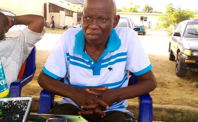 Late deputy director, Kogi Ministry of Education, Haruna David