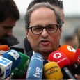 Newly elected Catalonia leader Quim Torra Photo: Reuters