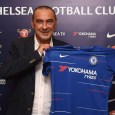 Maurizio Sarri has succeeded Antonio Conte at Chelsea