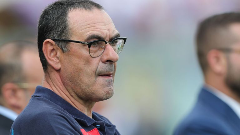 Maurizio Sarri is set to become Chelsea manager after finalising talks with Napoli