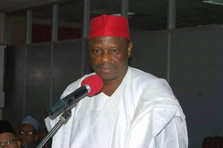 Senator Rabiu Kwankwaso of Kano Central Senatorial District
