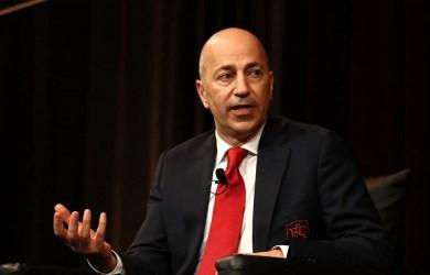 Ivan Gazidis will resume his role as AC Milan executive chairman on 1 December