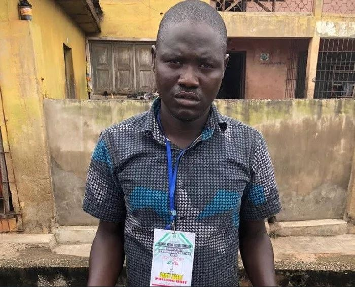 Nigeria Police has arrested Adeagbo Wasiu a suspected PDP chieftain for votes buying