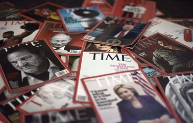 Tech billionaire Marc Benioff buys Time magazine