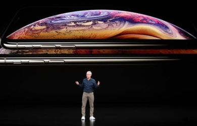 The iPhone XS and XS Max go on sale on 21 September, while the XR will follow in October
