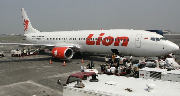 Lion Air crash off the sea of Jakarta was conveying 188 passengers