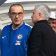 Maurizio Sarri has apologised to Jose Mourinho for Marco Ianni's celebration