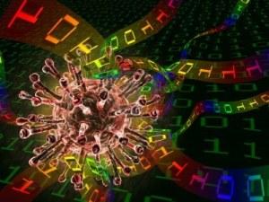 """Biological"" virus discovered by famed computer researcher Kragos Ruyu."