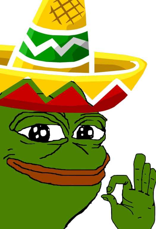 """Don Pepe"" is every woman's gushing fantasy, as well as an outspoken mexican advocate. don pepe #327 do not reproduce"