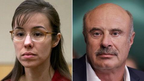 Dr. Phil opposite former sexpot murderslut Jodi Arias