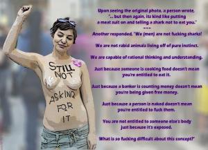 FEMEN Meatsuit