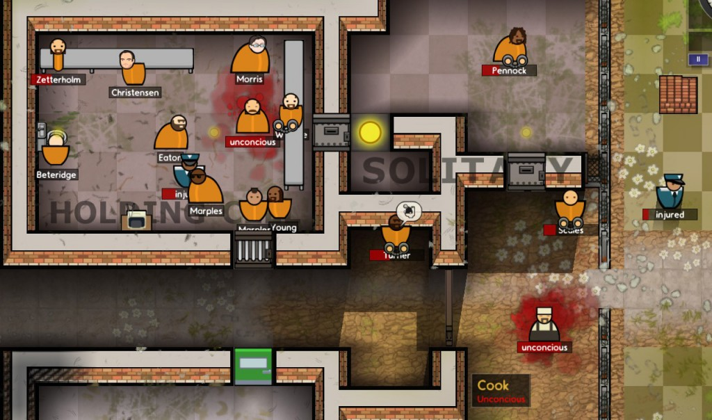 Prison Architect: An Unfair Review of an Unfinished Video Game – Chronicle.su – The only news that matters