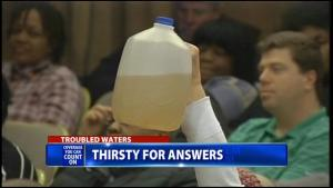 Flint Citizens died in the thousands after drinking piss-colored public water