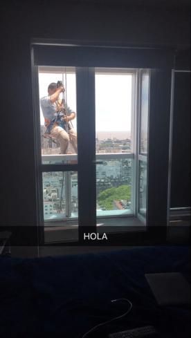 34 stories high