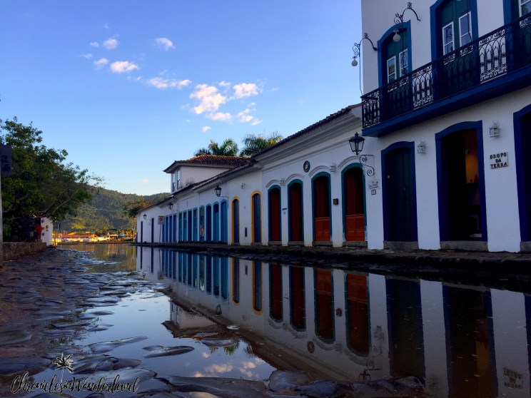 PARATY PUDDLES