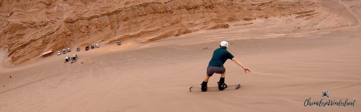 SANDBOARDING DEATH VALLEY ATACAMA
